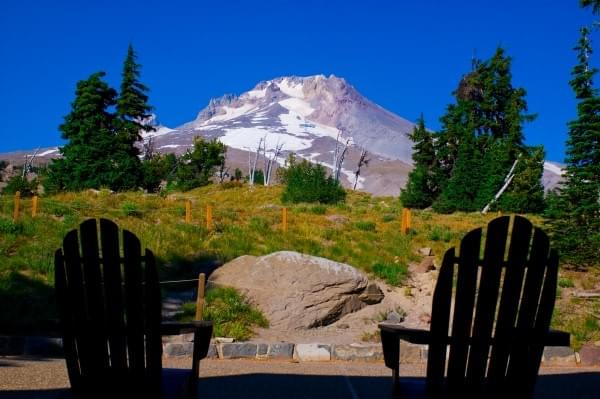 Mt. Hood via Timberline Lodge Oregon
