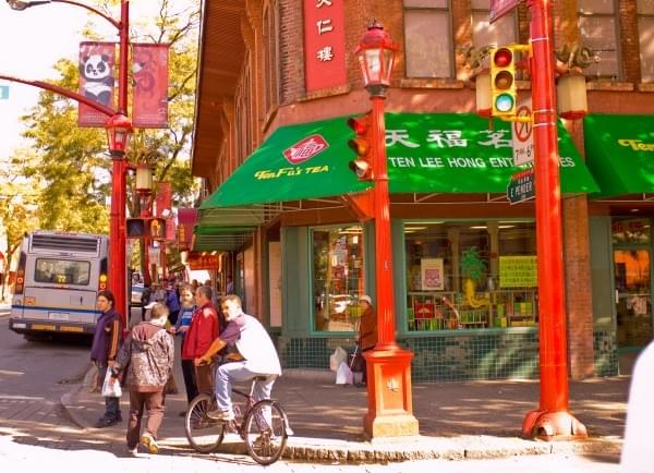 Chinatown, Vancouver, BC, Canada
