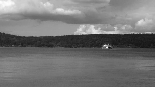 Ferry to Vashon via Owen Beach/Pt. Defiance Marina, Tacoma, Wash.