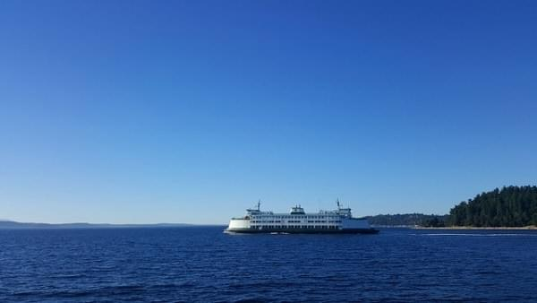 Ferry at Fauntleroy