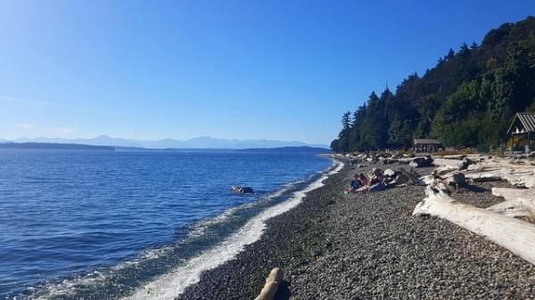 Lincoln Beach, West Seattle, Wash.
