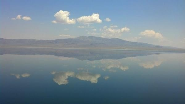 Walker Lake NV 2014 by Dena Rosko