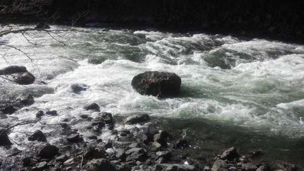 Snoqualmie River, North Bend, Wash.
