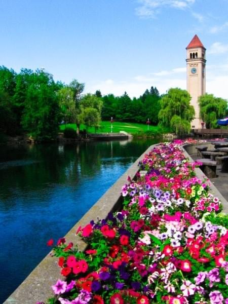 Riverfront Park, Spokane, Wash.