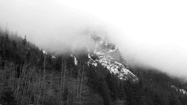 Snoqualmie Pass, Cascade Range, Winter 2017