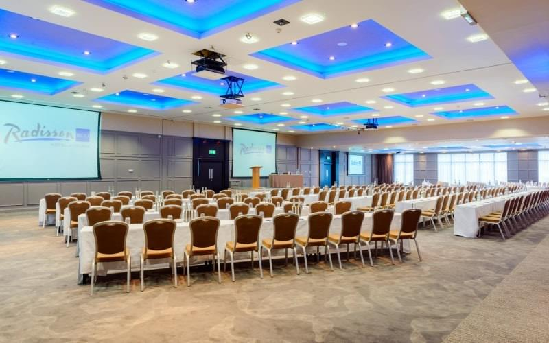 Radisson Blu Athlone endowed by LRK Flooring.