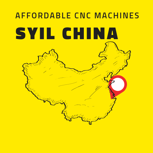 SYIL CNC Headquarter in Shanghai