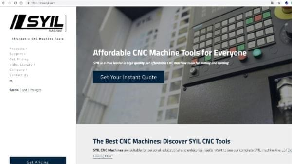 Global SEO for SYIL CNC Website
