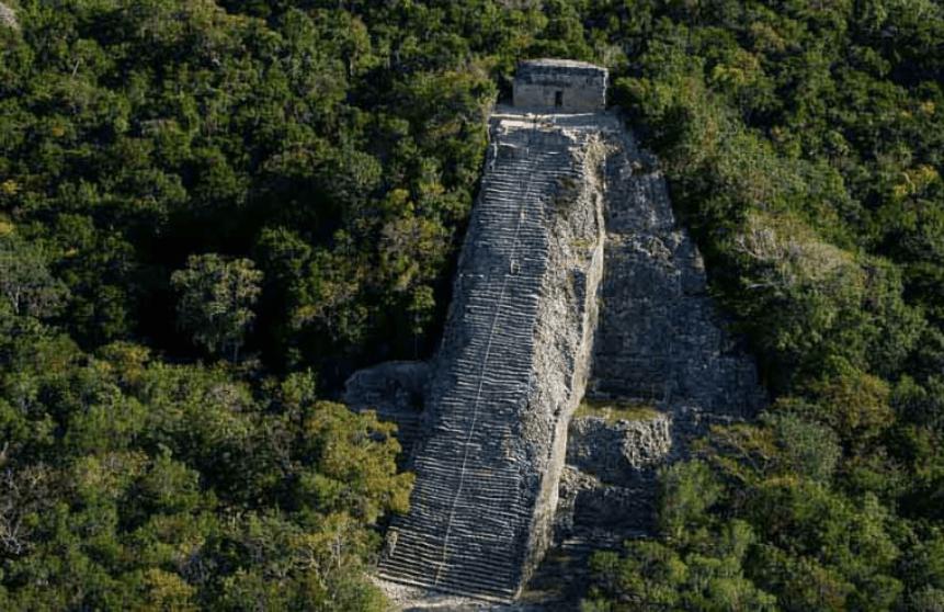 pyramide de coba excursion