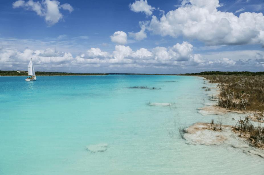 Canal des pirates - Lagune de bacalar