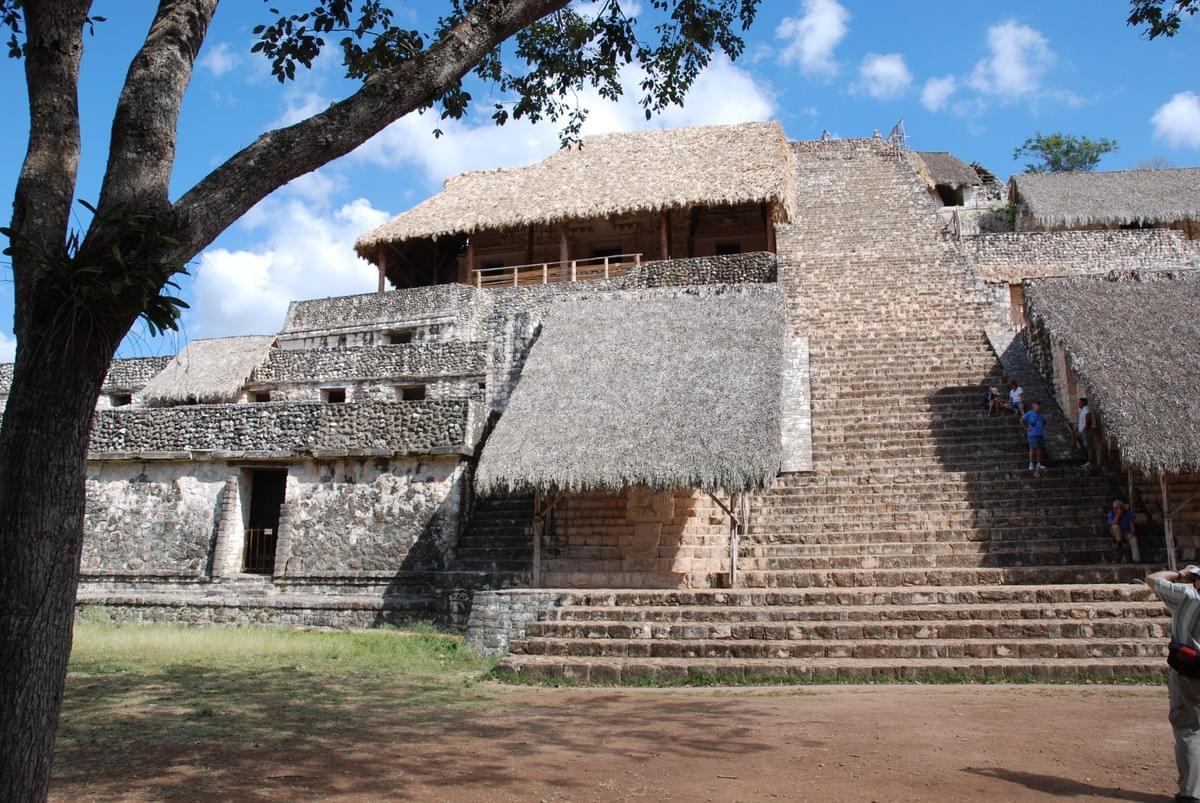 Ek Balam ruines