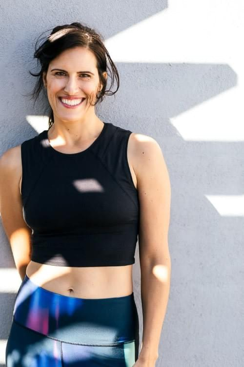 Denise Posnak Gaffney Pilates instructor and founder of MyBOD Wellness