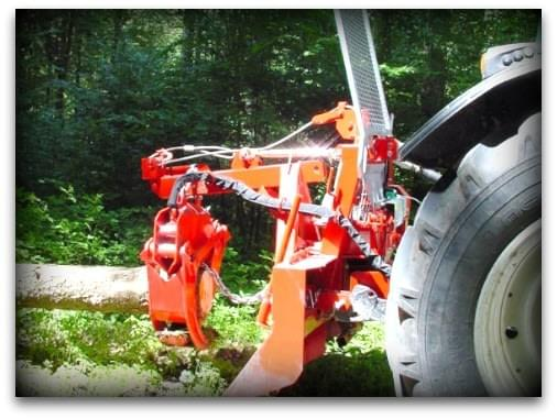 Tree Dimensions - can help you with Harvest Equipment Sales