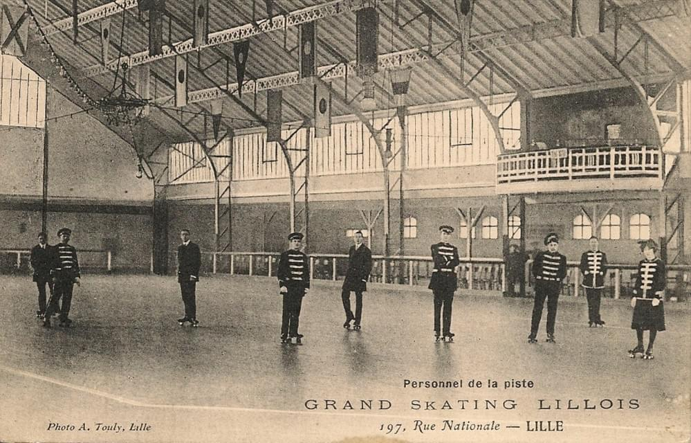 Lille rue nationale grand skating lillois 197 rue Nationale