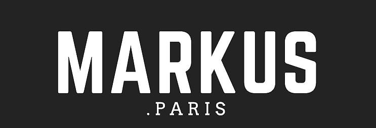 markus paris salon coiffeur barbier collaboratif lille logo