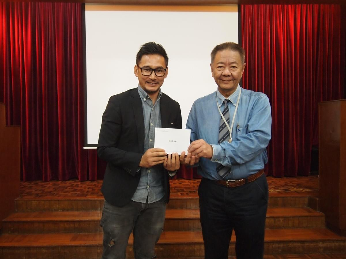 17(Scholarship for Rev. Anthony HUANG)