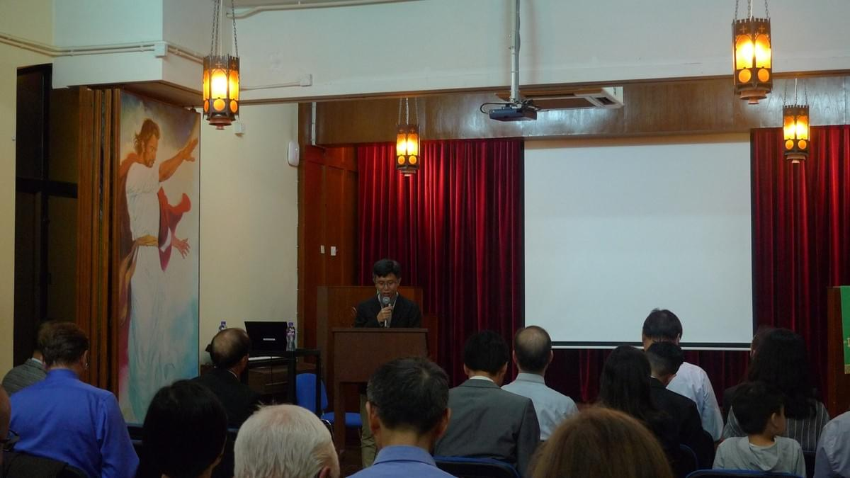 Rev. Simon KWAN, MC