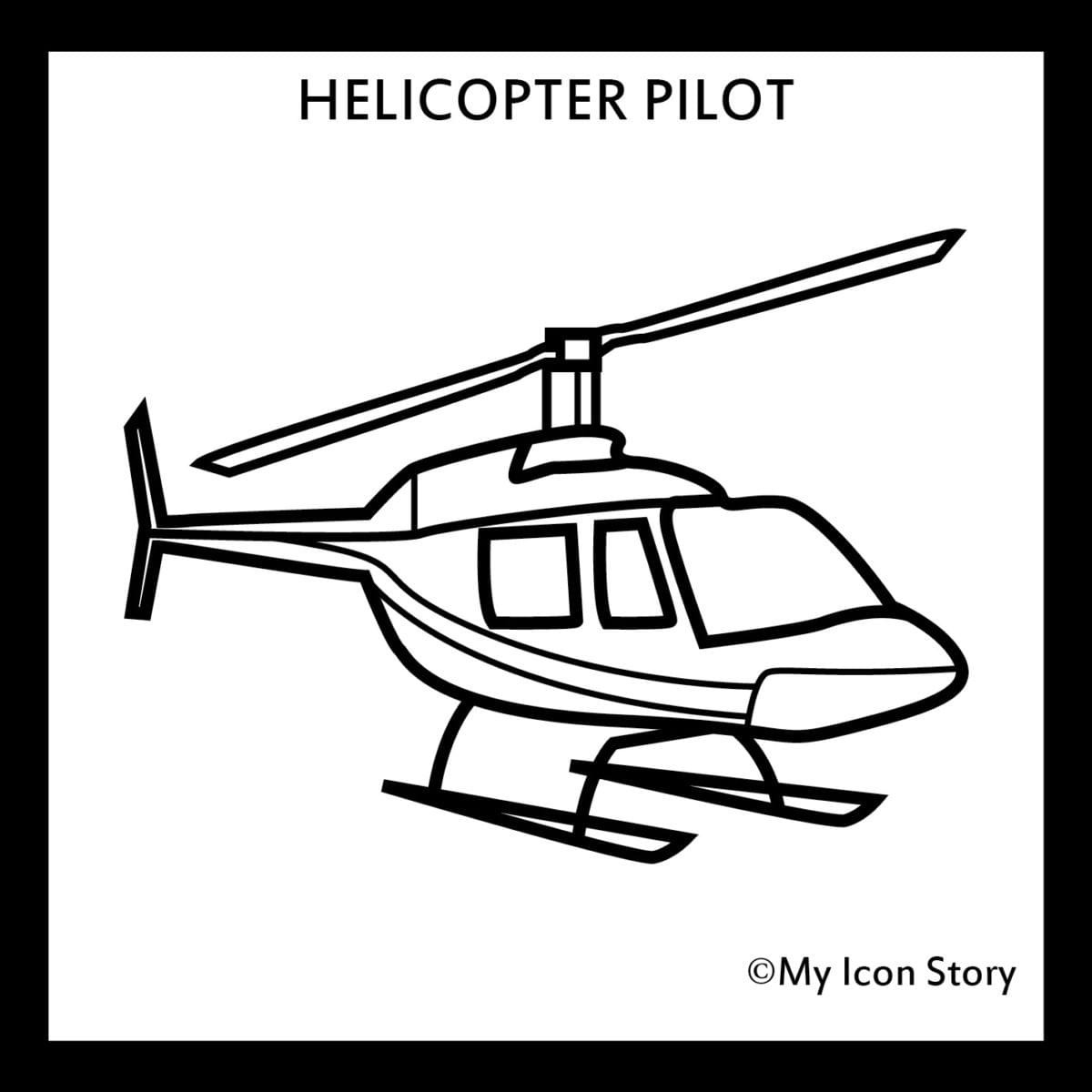 my icon story, sallee poinsette-nash, founder story, helicopter pilot, helicopter, icon