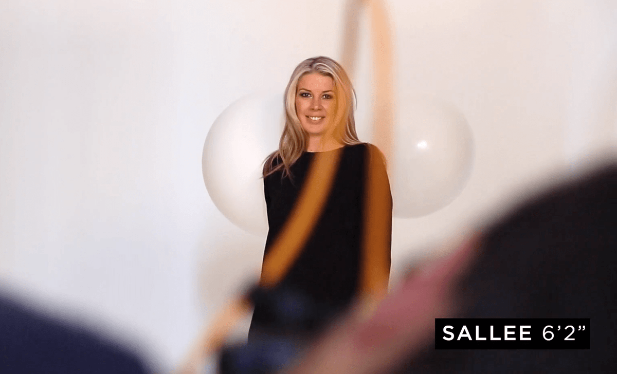 Sallee Poinsette-Nash, Long Tall Sally, Tall Fashion