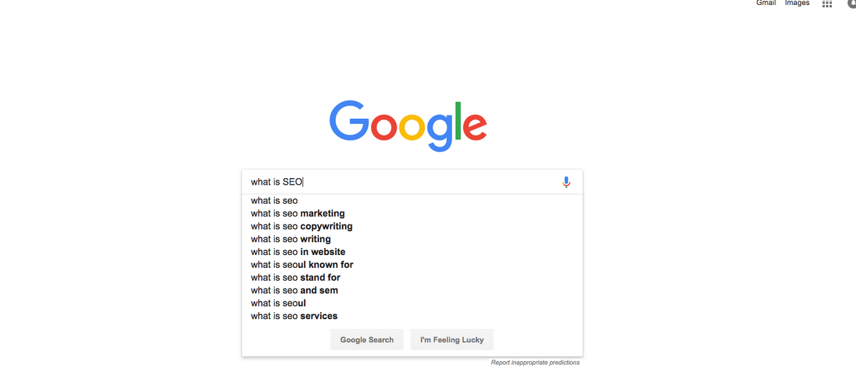 why you should be ALT tagging everything when you write a blog post, google search image