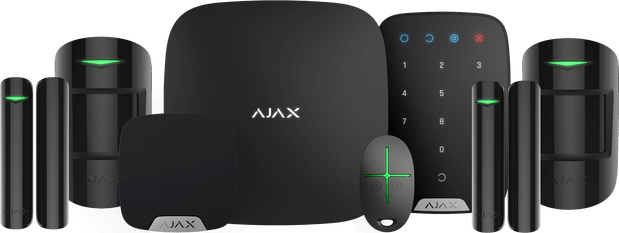 Ajax Wireless smart alarm systems