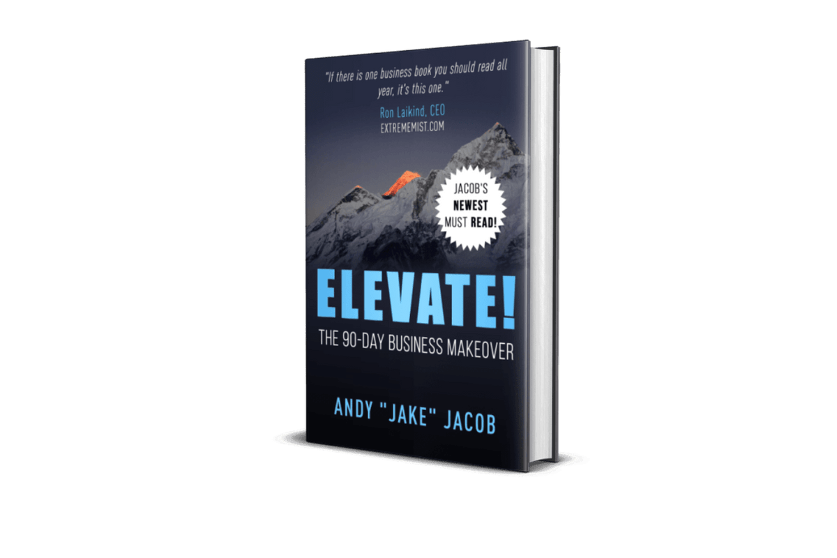 "Andy Jacob ""Elevate"""