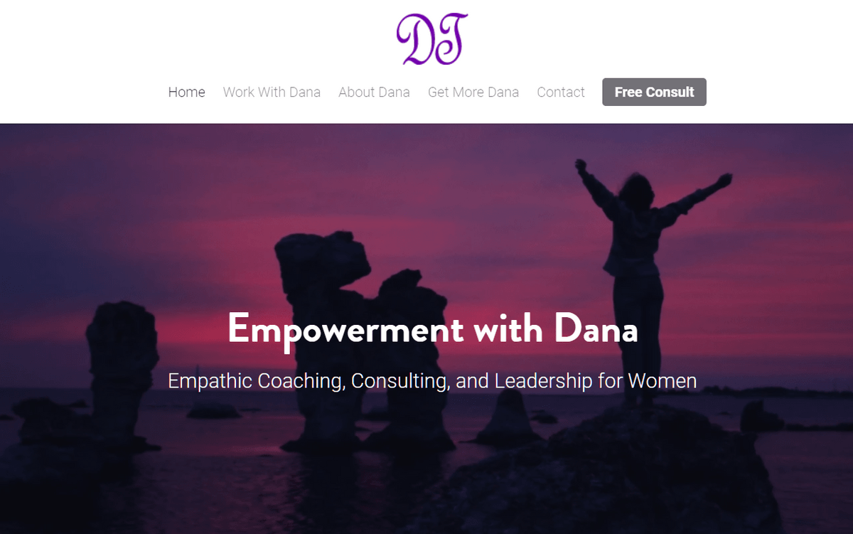 Empowerment and Coaching with Dana Theriault