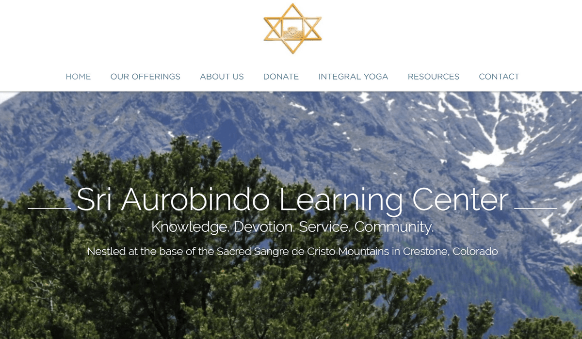 sri aurobindo learning center