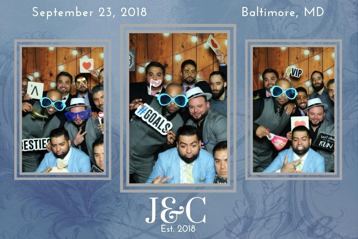 The Magic Selfie Mirror Photo Booth Baltimore