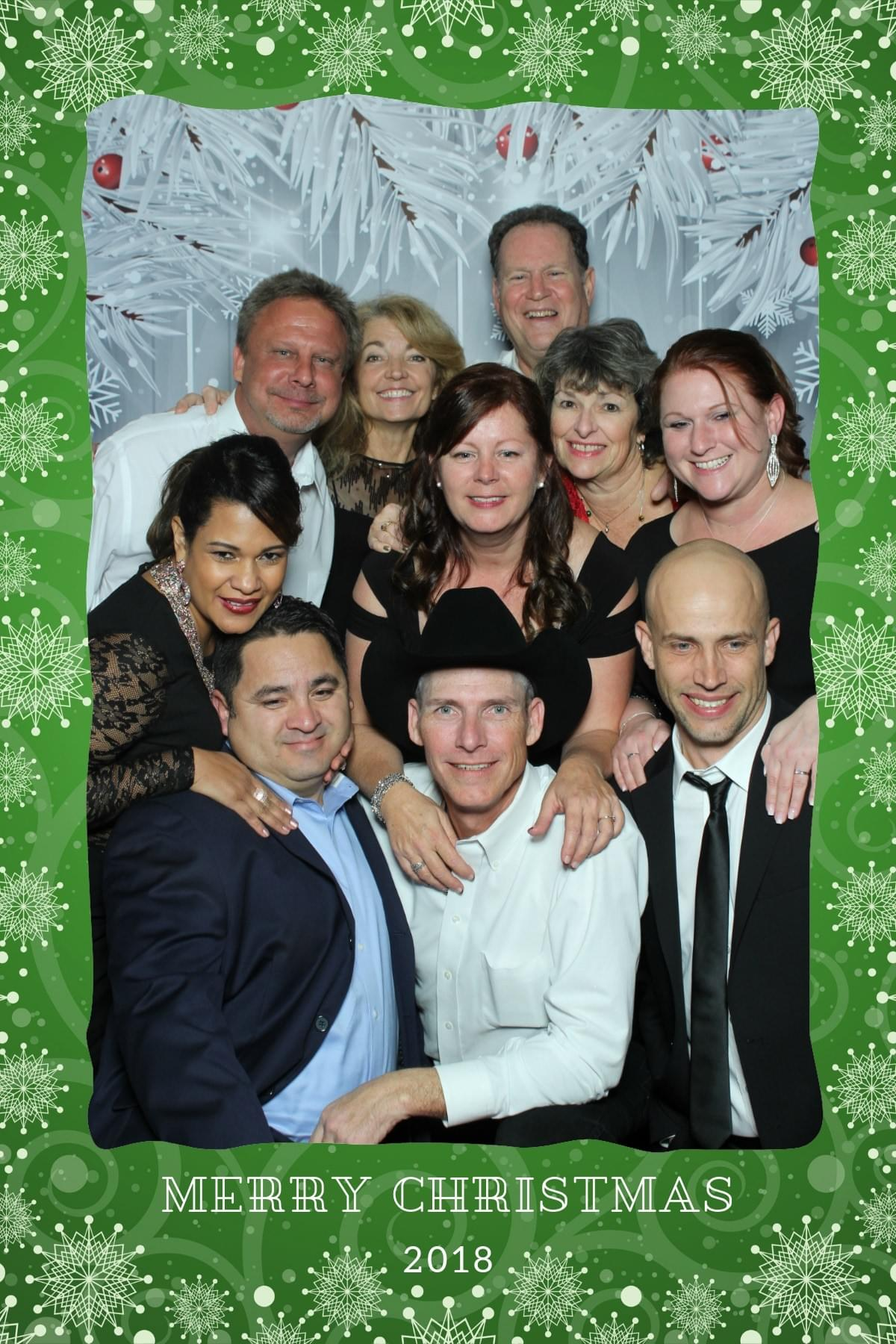 Christmas Corporate Holiday Parties