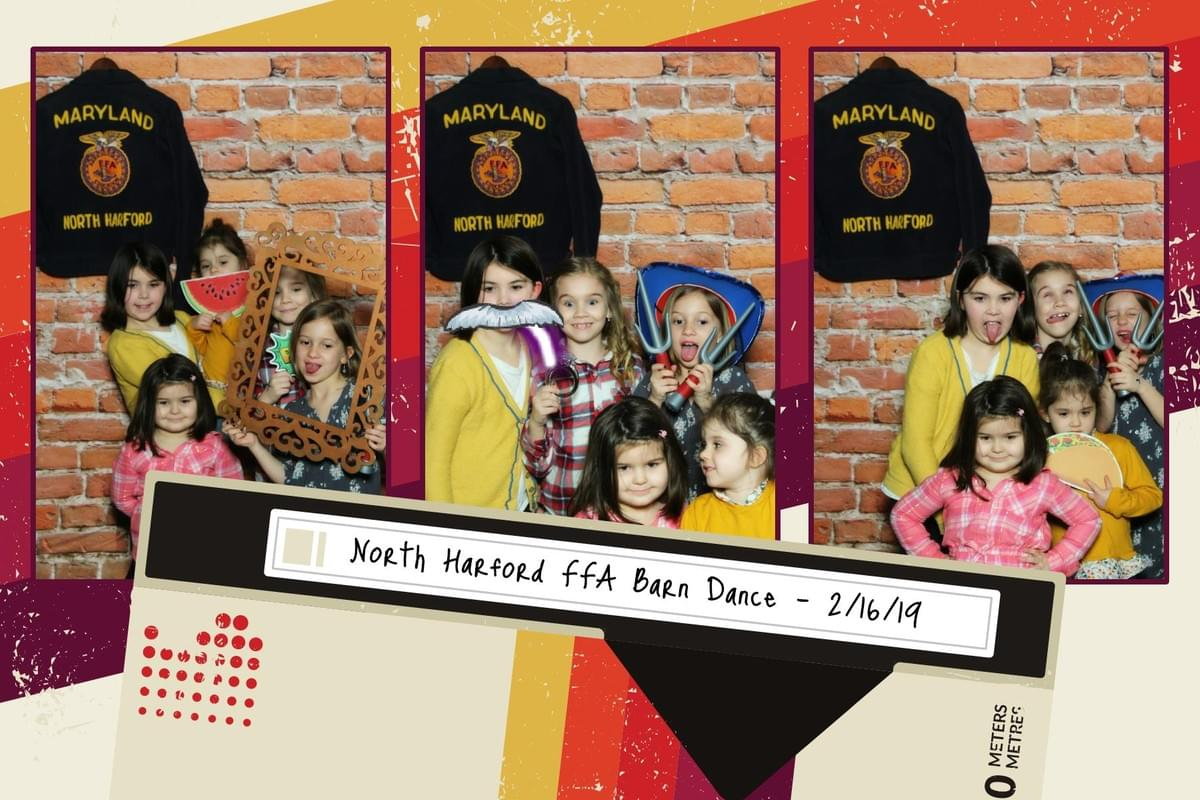 North Harford Photo Booth Rental - Magic Selfie Mirror