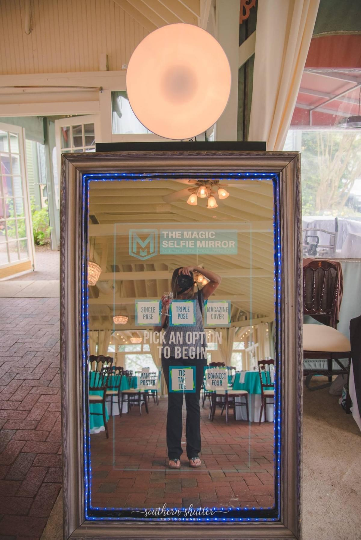 Southern Shutter Photography and The Magic Selfie Mirror