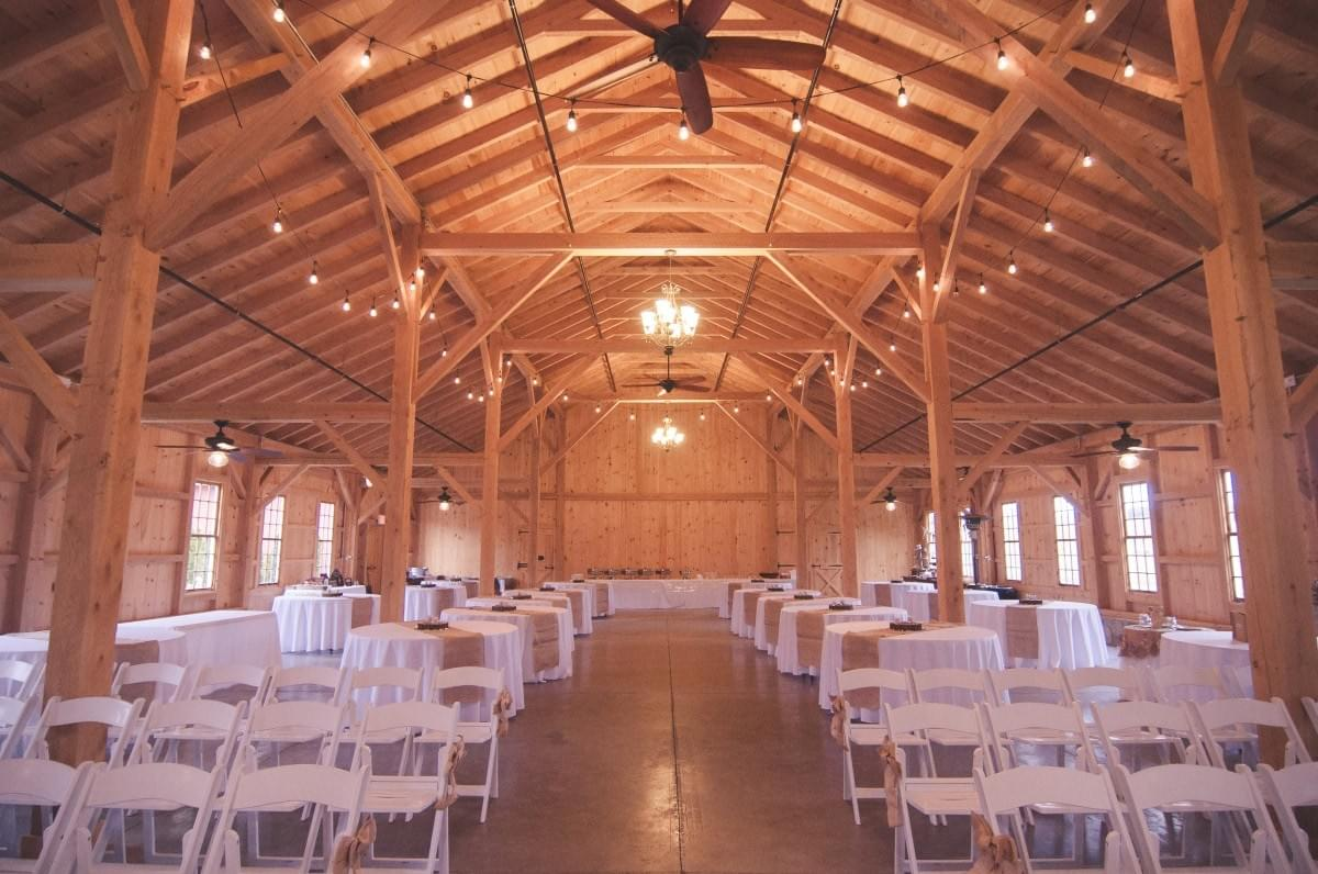 Pond View Farm - a beautiful wedding venue