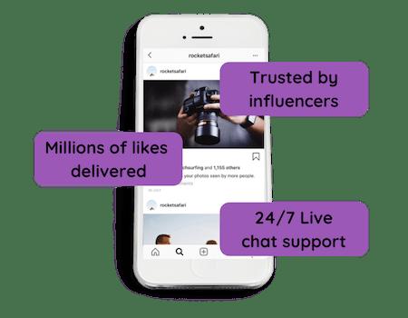 RocketSafari • Automated Instagram Engagement Groups
