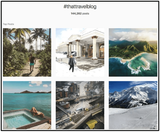 #thattravelblog on Instagram