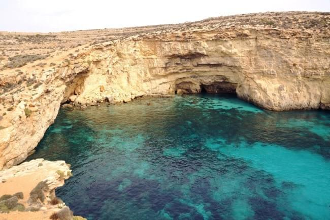 Best Beaches to Visit in Malta: Blue Lagoon
