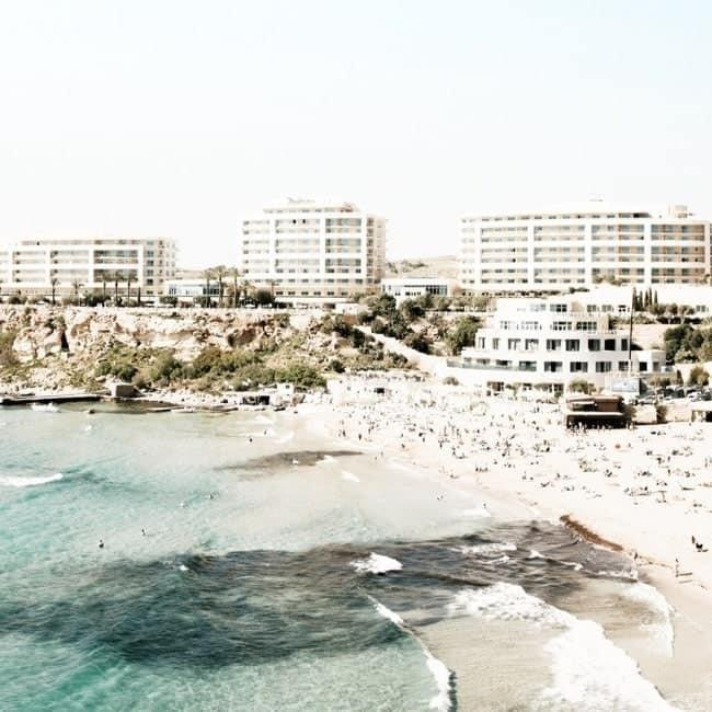 Best Beaches to Visit in Malta: Golden Bay