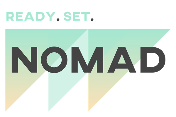 READY. SET. NOMAD