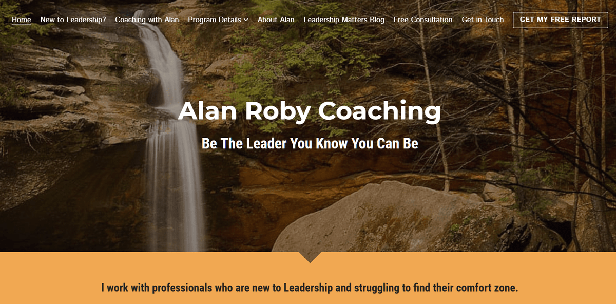 Alan Roby Leadership Coaching