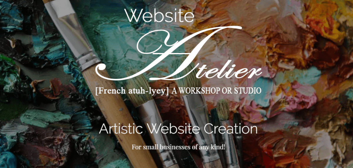 The Website Atelier