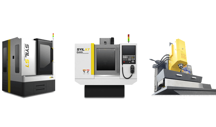 Best Small CNC Mill - SYIL X7 Small CNC Machine