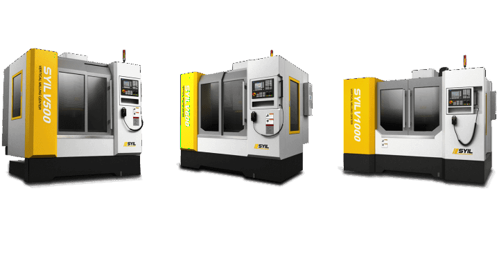 Vertical Machining Center - VMC Machines