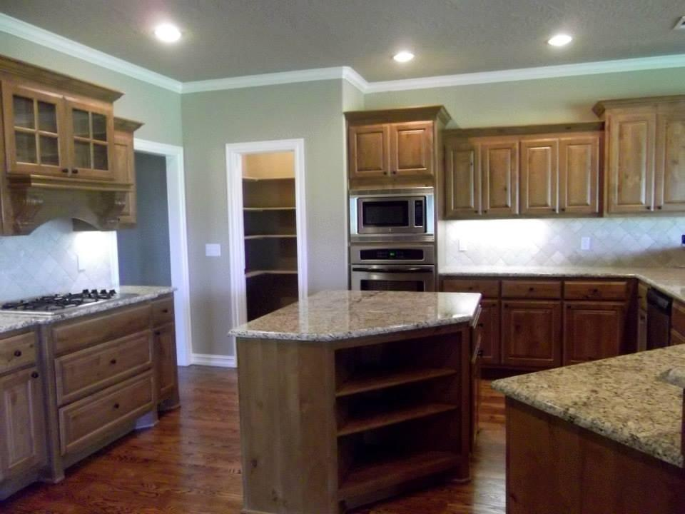 Moody Custom Homes I Kitchen Remodeling I Home Remodeling Ideas I New Kitchen Designs I Tulsa Oklahoma