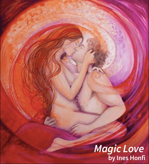 Magic Love by Ines Honfi