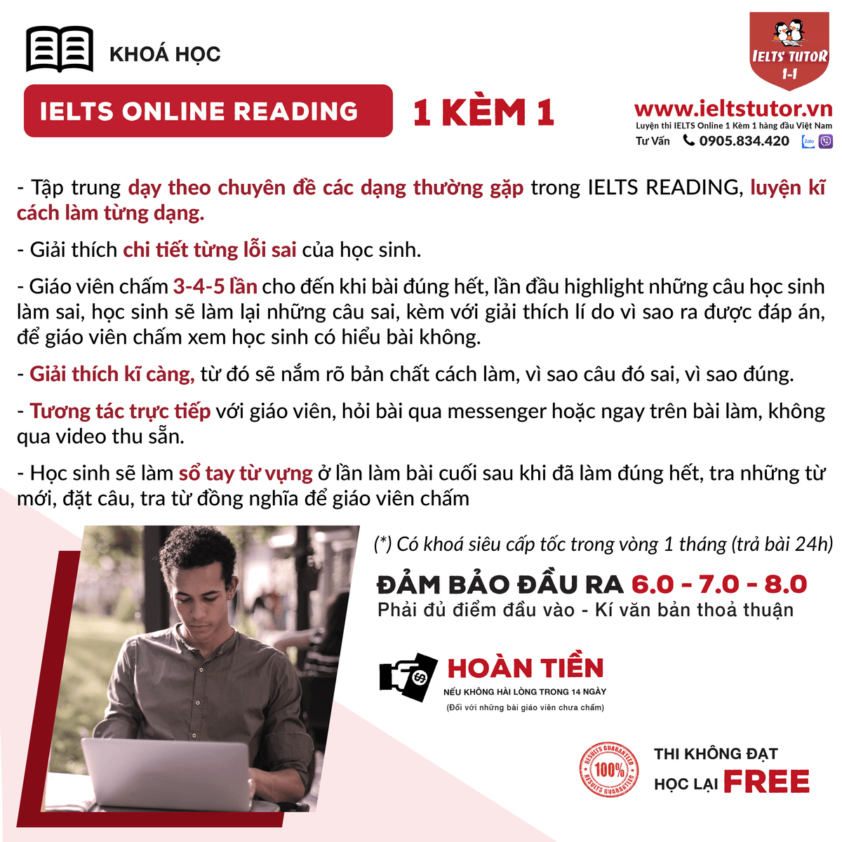 IELTS READING ONLINE 1 KÈM 1