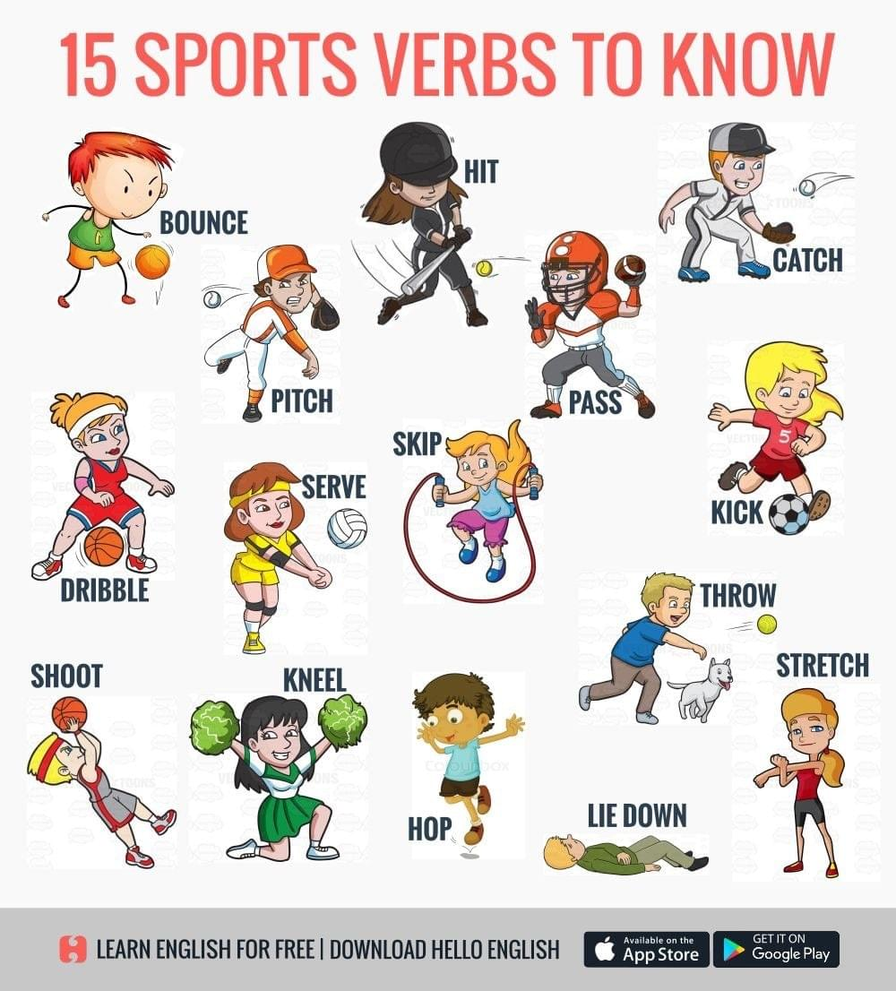 Các idiom thường gặp trong Topic Sports IELTS Speaking