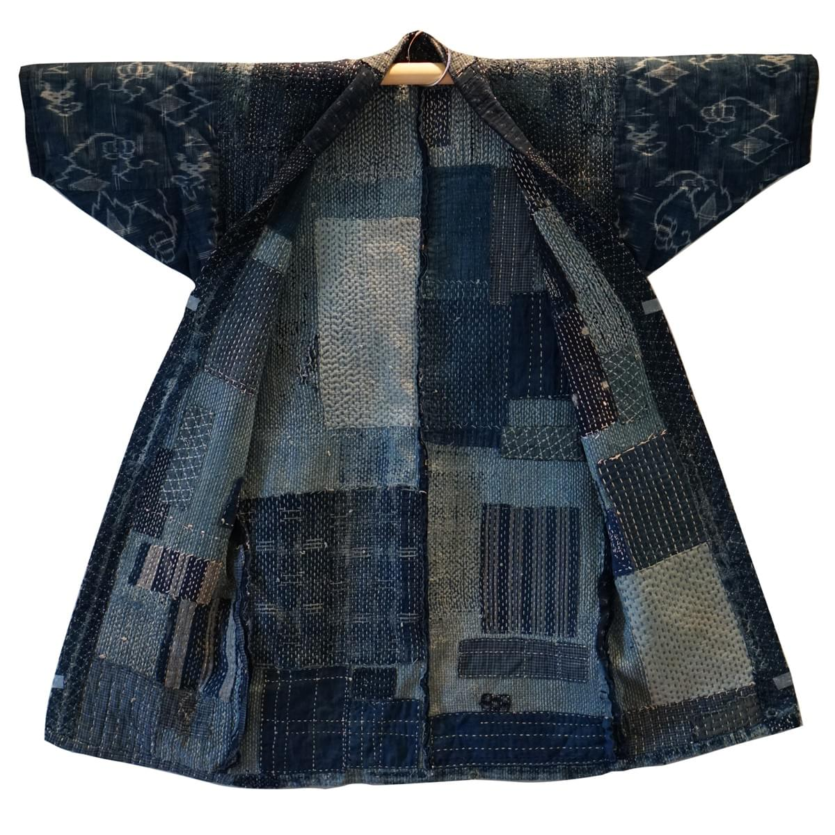 Sashiko Boro Jacket Cultural Appropriation