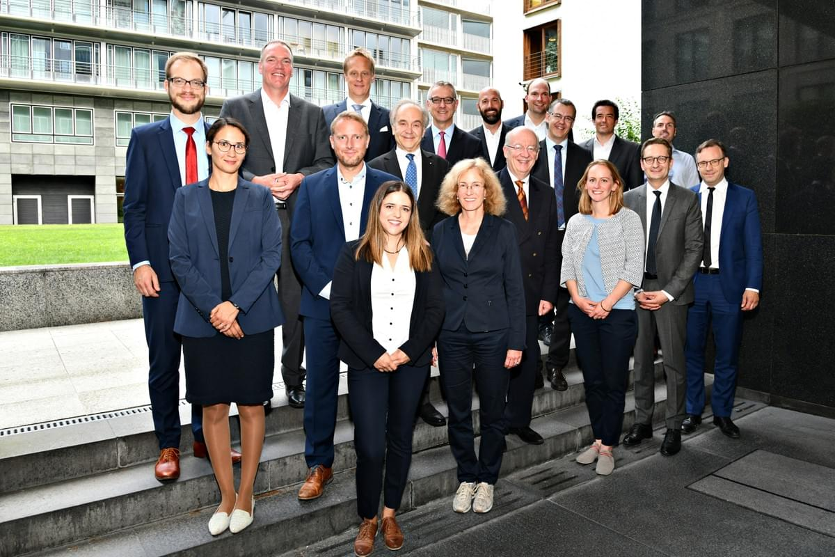 DIN High Level Group Berlin