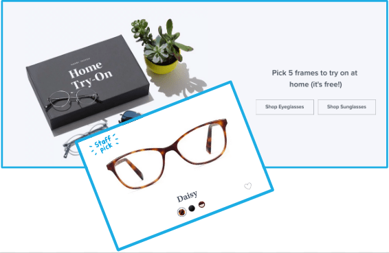 -Image courtesy of Warby Parker