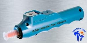 jet injector for insulin the spike app